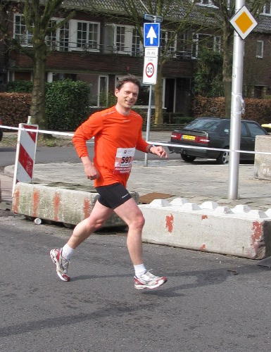 Marathon op 12 kilometer
